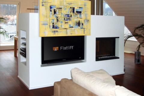 Frame O Lift Tv Lift Tv Lift