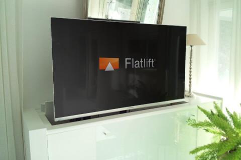 Fernseher Verstecken pop up flx tv lift tv lift