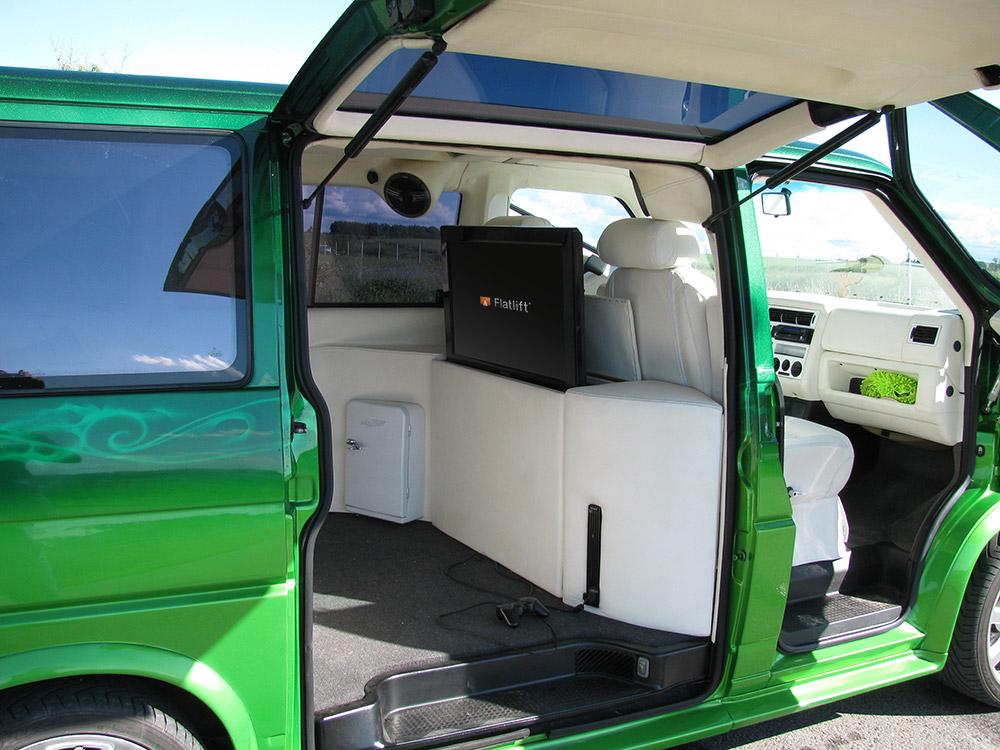 Vw van modern styling vw van vans style van