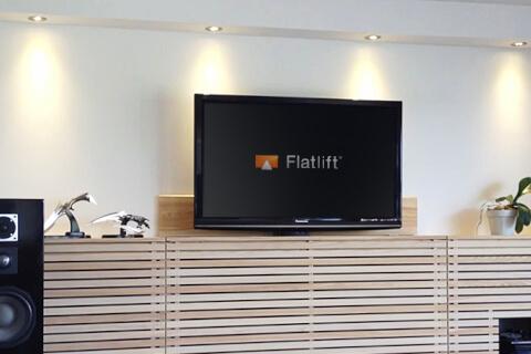 TV lift Systems & Mechanisms TV Ceiling Lifts