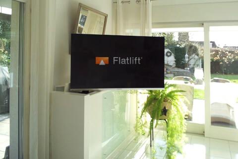 Tv Lift Und Beamer Lift Von Flatlift Grosse Tv Lift Auswahl Jetzt